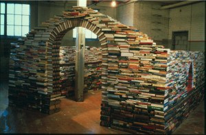 bookish onstruction