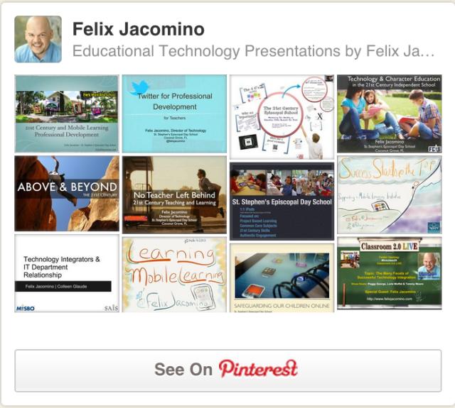 Educational Technology Presentations By Felix Jacomino